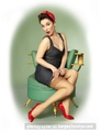 Pin-Up - Miss Lia