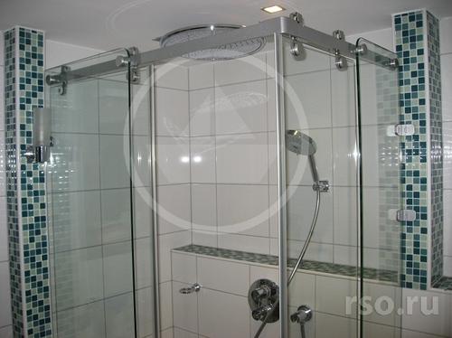 Дизайн ванны в корабле